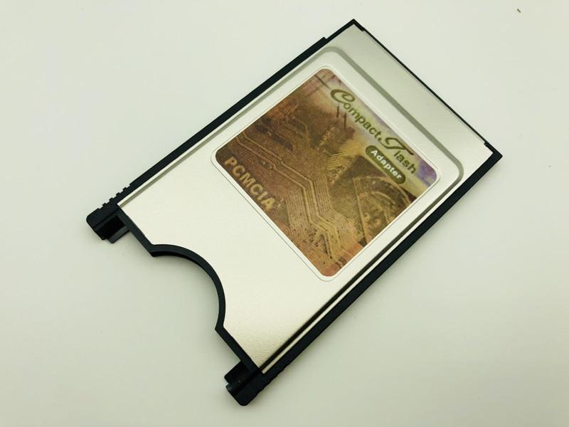 Адаптер для чтения карт PCMCIA компактная вспышка CF к ПК карта для ноутбука # R179T # Прямая поставка