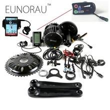 8fun bafang 48V1000W BBSHD BBS03 vélo électrique kit 8fun bafang mi moteur d'entraînement kits pour vélo électrique ou graisse ebike