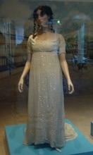 Bath Costume Museum  Medieval Clothing Victorian dress satin dress
