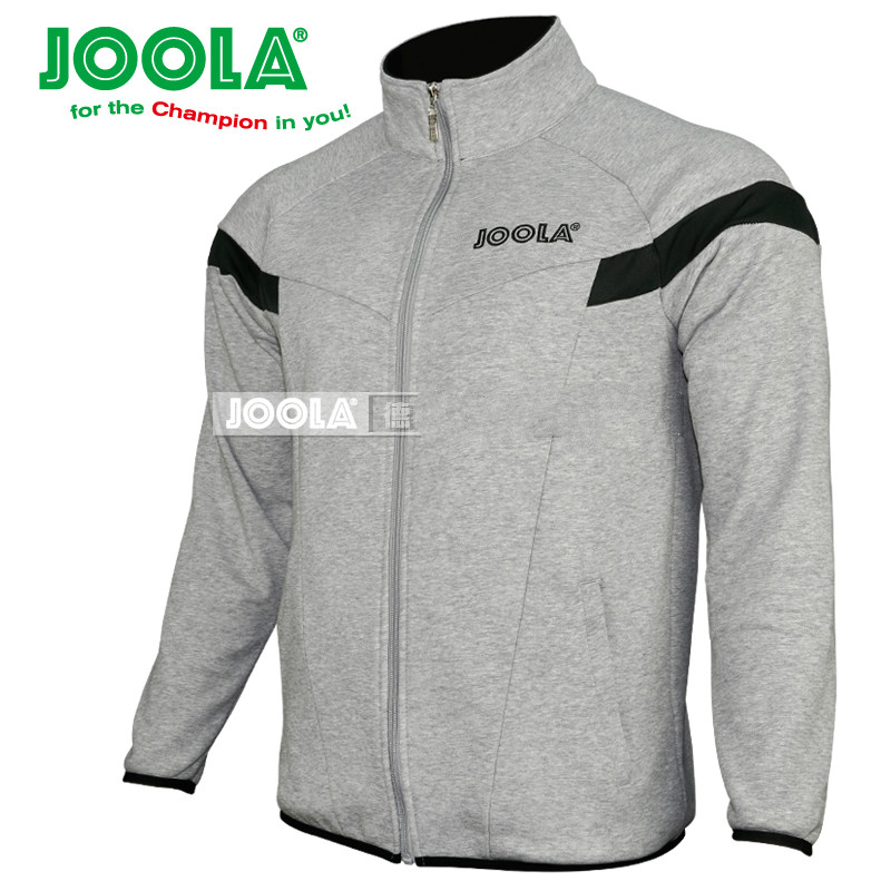 Genuine New Arrival Joola Table Tennis Clothes For Men And Women Clothing Long Sleeved Ping Pong Jersey Sets 728 726(China)