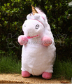 42cm=16 inch Despicable Me Fluffy Unicorn Plush Toy Stuffed Animal Doll Kids Birthday Gift
