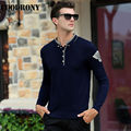Knitted Cashmere Sweater Men Brand-Clothing Mandarin Collar Pullover Men Woolen Sweaters Factory Wholesale Plus Size XXXXL 66181