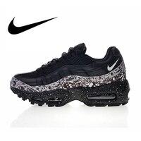Nike WMNS Air Max 95 SE женские кроссовки для бега женская спортивная уличная спортивная Дизайнерская обувь 2018 Новинка 918413 003