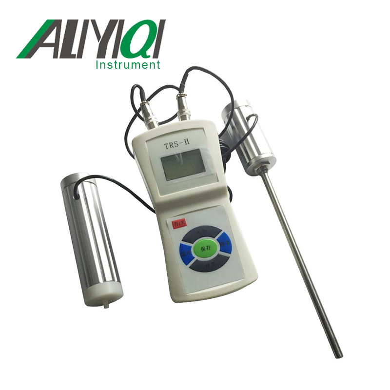 Heat Measuring Instruments : Trs digital soil water temperature measuring instrument