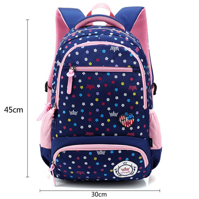 Girl School Bag
