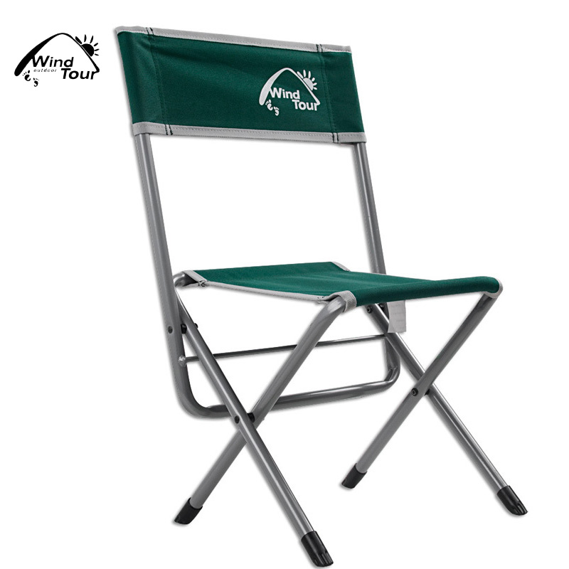 Wind tour outdoor portable folding chair fishing stool beach chairs leisure