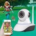 Red de seguridad CCTV WIFI Cámara IP Megapixel 720 P HD Cámara de Seguridad Inalámbrica Digital de INFRARROJOS de Visión Nocturna Por Infrarrojos Sistema de Alarma