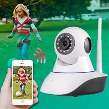 Security Network CCTV WIFI IP Camera Megapixel 720P HD Wireless Digital Security Camera IR Infrared Night Vision Alarm System