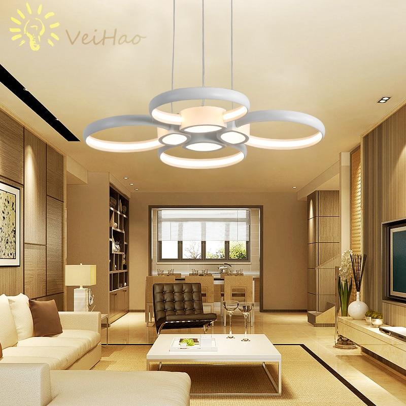 Goede Koop Minimalisme Moderne Led Hanglampen Voor Eetkamer Keuken