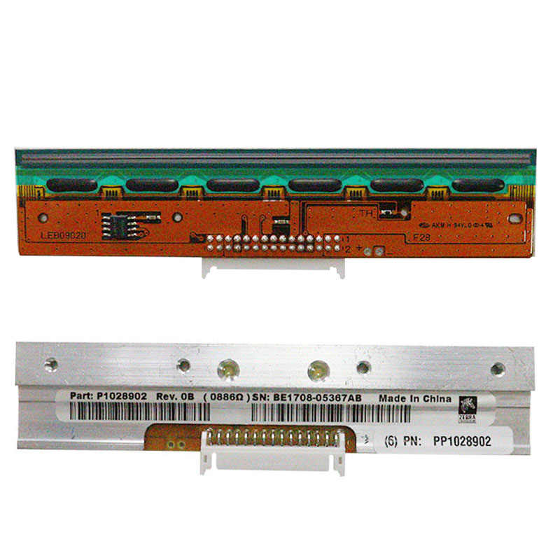 все цены на original For Thermal Printhead P1037974-010 printhead For Zebra ZT210 ZT230 203DPI Printer original printhead ,90 days warranty онлайн