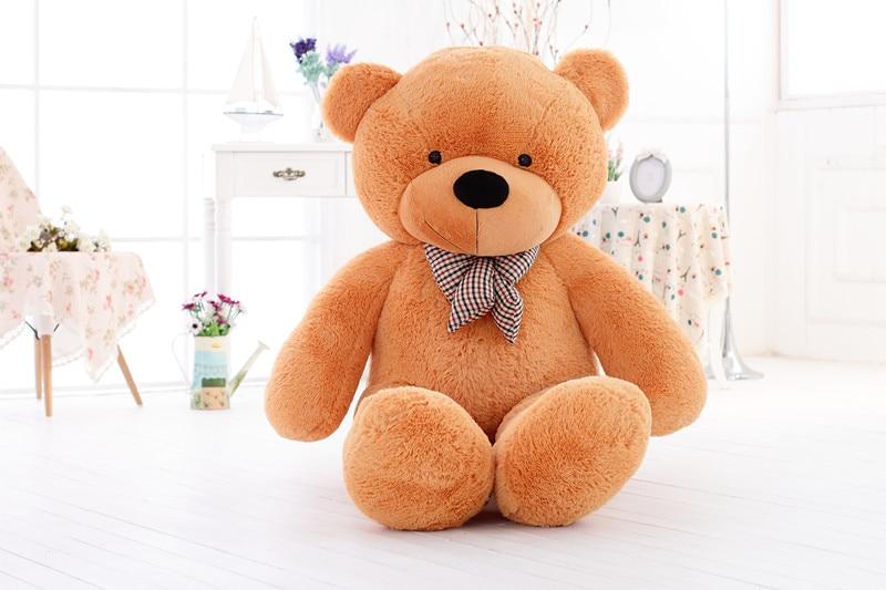 Высокое качество, низкая цена, плюшевые игрушки, большой размер 80 см/мишка тедди 80 см/большая игрушка-медведь, кукла/Любители/рождественские...