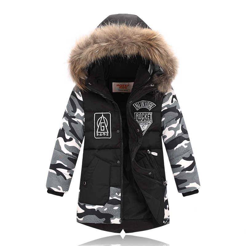 dba78009a5a7 Detail Feedback Questions about Kids Winter Coats Baby Boys ...