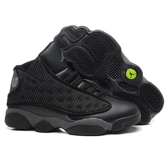 watch 1d3ef 3ad03 US $48.09 5% OFF AIR US JORDAN 13 XIII Men Basketball Shoes men shoes and  women shoes grey toe city of flight Outdoor Sport Sneakers Red Black-in ...