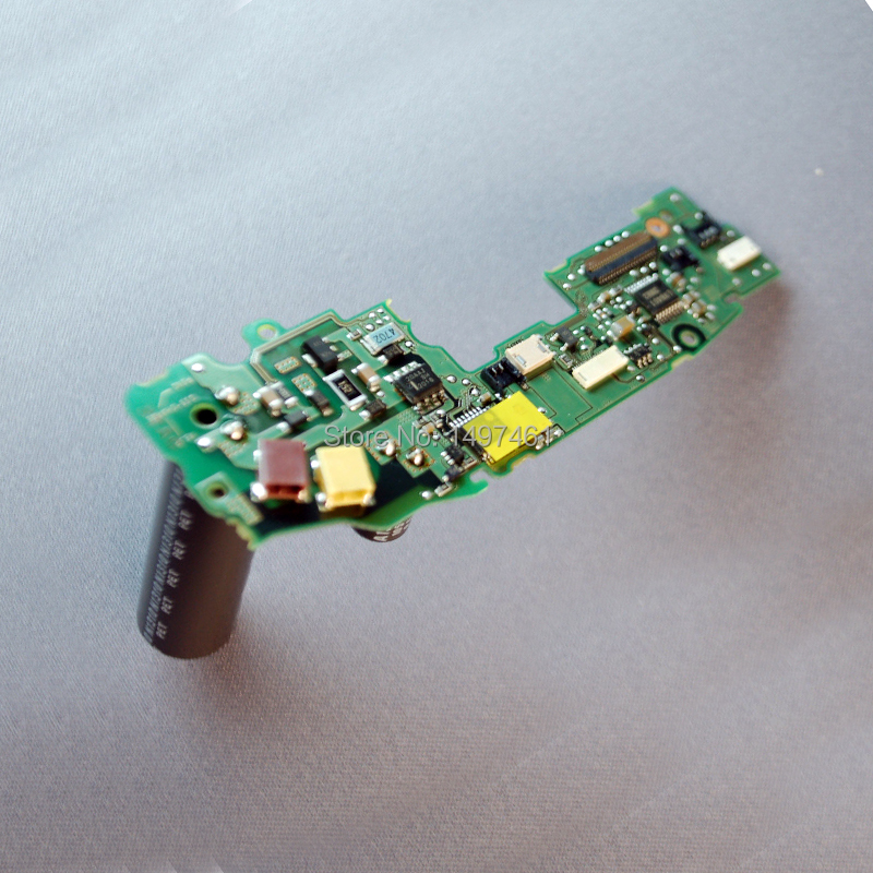 Bottom Flash circuit charge board PCB Repair parts for Canon EOS 60D DS126281 SLR