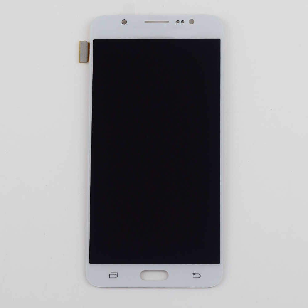 สำหรับ Samsung J7 2016 จอแสดงผล LCD Touch Assembly สำหรับ Samsung J710F จอแสดงผล LCD J710 J710M J710H J710FN LCD Touch