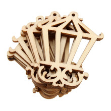 Free shipping, wholesale high quality New design die cutting wood Angle DIY scrapbook 45mm*35mm 100pcs 017001054