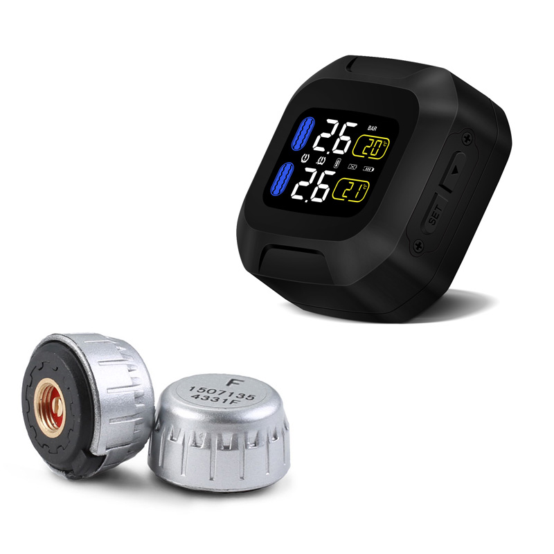 Careud M3 Motorcycle Tpms Tire Pressure Monitoring System