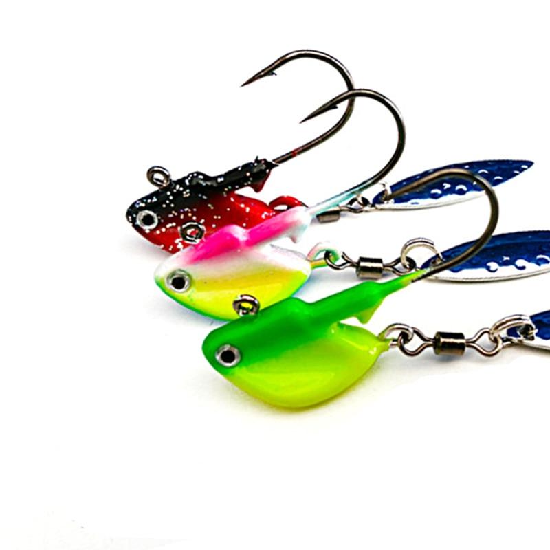 Jig Fishing Hook Peche Pesca Kala Haken Hooks Anzuelos lusikas Gancho - Kalapüük