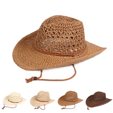 762dc7fa7bfd5 WHLYZ YW Summer Hollow Straw Hats For man Girls Foldable Sun Hats Summer  Beach Hats Women
