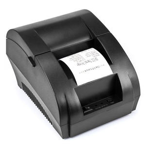 ZJiang ZJ-5890K 5890 K USB Port 58mm thermal Receipt pirnter low noise POS printer