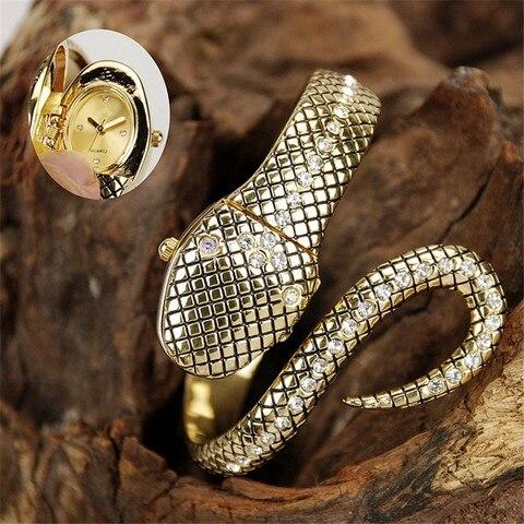 Marca de Luxo Relógios para Mulheres das Senhoras Vestido de Relógios de Pulso de Quartzo Pulseira Moda Criativa Relógios Relógio Ouro Feminino A136 g & d