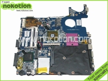 laptop motherboard for toshiba satellite P300 P350 DABL5MMB6E0 A000038290 PM45 ddr2 with graphics slot