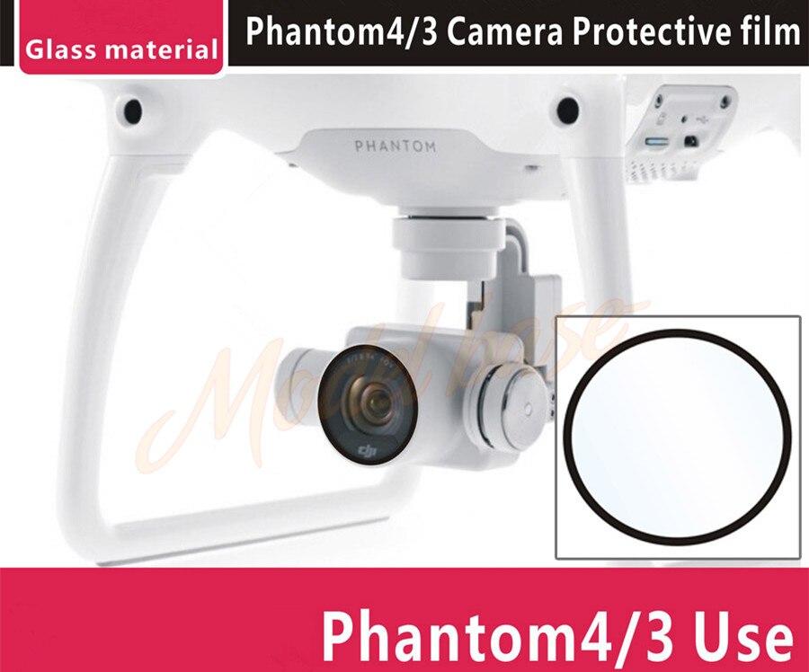 Camera glass protection film, lens UV glass film,Ultra Thin Protective Film For DJI Phantom 3 DJI Phantom 4 Accesso