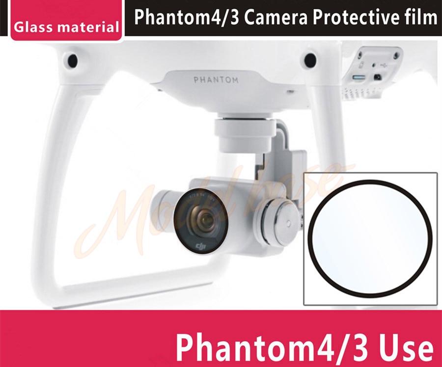 Camera glass protection film lens UV glass film Ultra Thin Protective Film For DJI Phantom 3