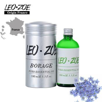 Aceite de Borage LEOZOE certificado de origen Francia, aceite esencial de Borage...