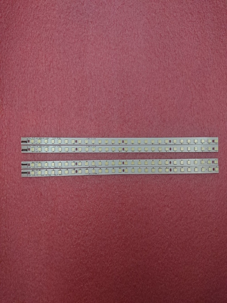New 10 PCS/lot LED Strip For V500HK1-LS5 V500HJ1-LE1 4A-D078708 D078707 V500H1-LS5-TLEM4 V500H1-LS5-TREM4 TLEM6 TREM6