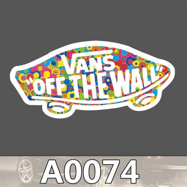 vans of wall