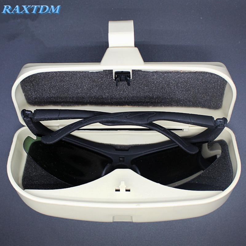 2017 New design Car Glass Glasses Box Case For Mazda 2 3 5 6 CX-3 CX-4 CX-5 CX5 CX-7 CX-9 Atenza Axela амортизатор капота rival для mazda cx 5 2011 2017 2017 2 шт