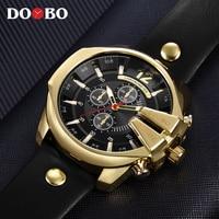 Relogio Masculino DOOBO Men Watches 2018 Top Luxury Popular Brand Watch Man Quartz Gold Watches Men