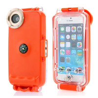 I6 6S 40M Diving Waterproof Case Swimming Drifting Floating Rafting Surfing Case For IPhone 6 6S