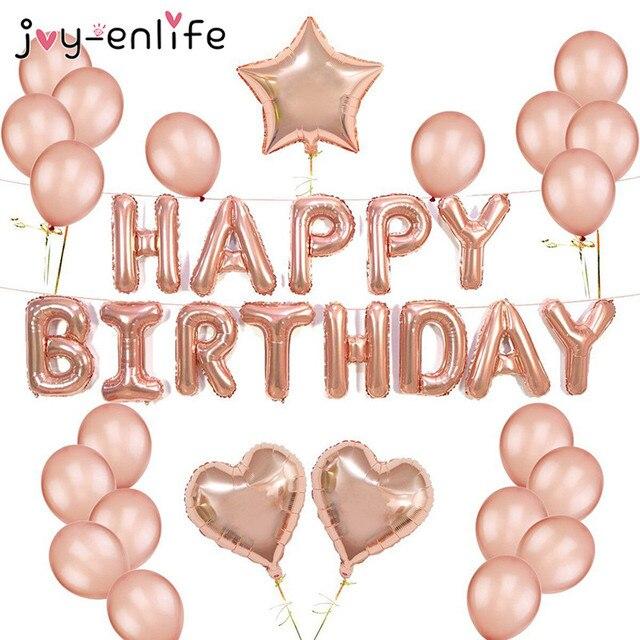 JOY-ENLIFE 30/40/50/60 Юбилей шары шампанское воздушный шар с днем рождения украшения взрослых в возрасте Свадебный декор поставки шары воздушные шарики воздушные
