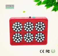 Apollo 6 90 3W Full Spectrum LED Grow Light Lens For Agriculture Greenhouse Jardin Hydroponics Indoor