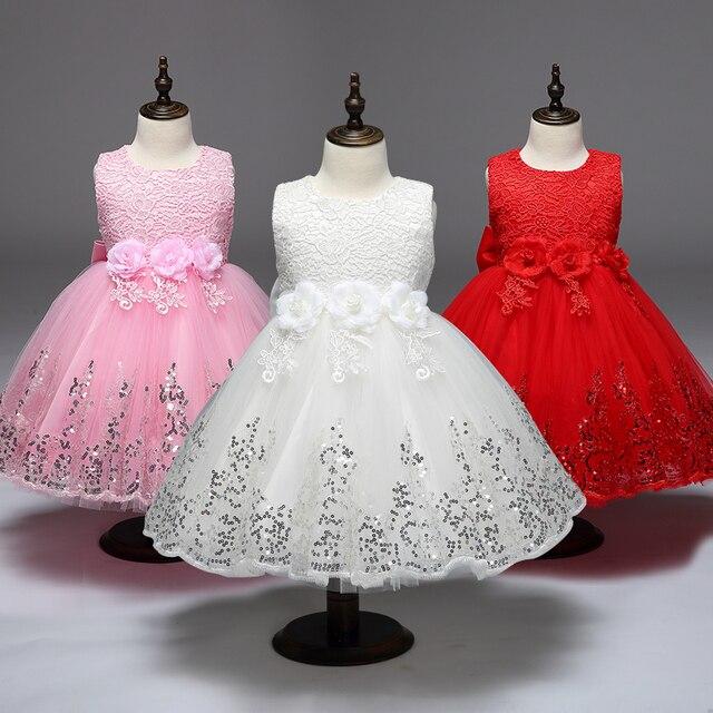 Europäischen und Amerikanischen Stil Rosa Weiß Prinzessin Kleid ...
