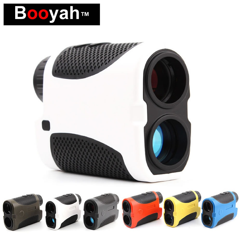 Booyah 600M Monocular Laser Rangefinders Golf Hunting Speed Tester Handheld Telescope Range Finder High Quality Distance Meter 2017 new laser rangefinder 600m range finder hunting measure distance meter speed tester monocular golf rangefinders hot sale