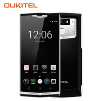 In Stock Oukitel K10000 Pro 4G LTE Smartphone 5 5 Inch Android 7 0 MT6753 Octa