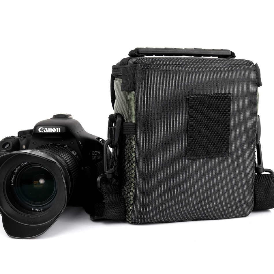 Новый Водонепроницаемый сумка, рюкзак для фотоаппарата для Nikon Coolpix 1 J5 J2 J3 L840 L830 sony A6000 A5100 A5000 Nikon сумка чехол отделение для фотографий