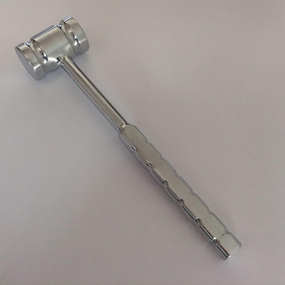 Bone Mallet grammes orthopédie Vétérinaire Instrument chirurgical en acier Inoxydable