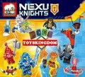 Горячая Nexus Будущих Рыцарей Книга Магии строительный блок Копье Macy Глины пламя дьявола кирпичи, совместимые с legoe игрушки