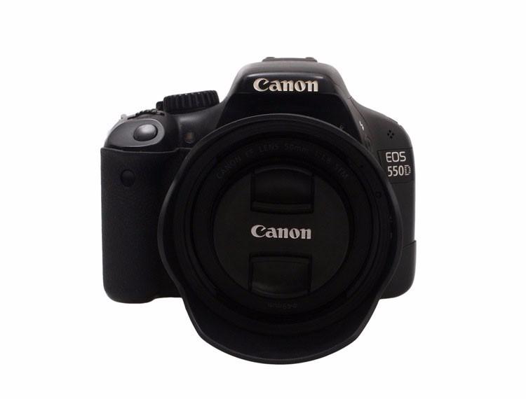 ES-68II Bayonet Mount flower Lens Hood For Canon EF 50mm f/1.8 STM Lens Replacement for Canon Lens Hood ES-68 II / ES-68 5