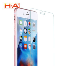Premium Real Tempered Glass Film For Alppe iPhone 4 4S 5 5S 6 6S Plus Screen Protector protective case cover +clean kits