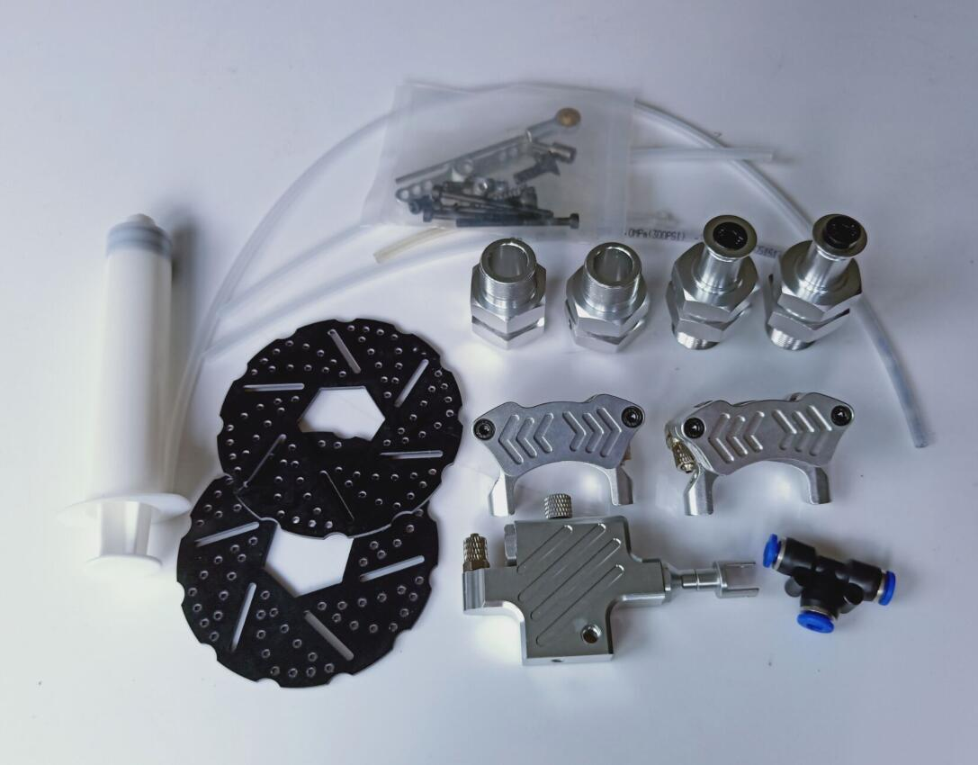 Baja 5b front Hydraulic brake system and extended set стоимость
