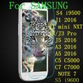 Закаленное Стекло Для Samsung Galaxy C5 C7 2016 J1 мини J5 J3 про A3 A5 Примечание 7 S4 S5 Телефон Экран Закаленное Защитная Пленка охранник