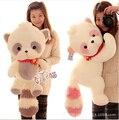 35 cm por mayor precioso rostro grande el koala oso 3 colores juguete de felpa suave almohada regalo de cumpleaños envío gratis