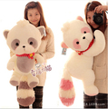 35cm wholesale Lovely large face The koala bear 3 colors plush toy soft pillow Birthday Gift free shipping