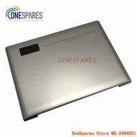 Free Shipping Laptop New Original Black LCD Back Cover Assembly For Lenovo S21e AP1BV000340 LCD TOP