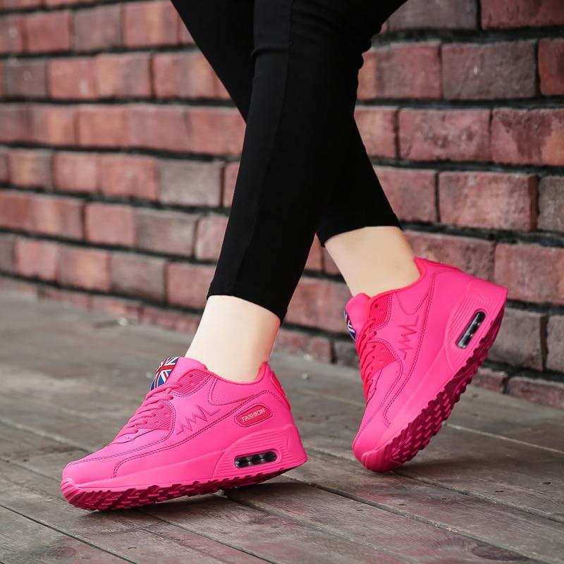 2017 explosion models fashion cushion font b women b font shoes comfort ladies shoes high quality